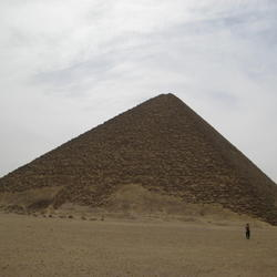 Red Pyramid at Dashur